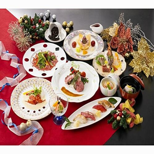 クリスマスディナー2020.12.19