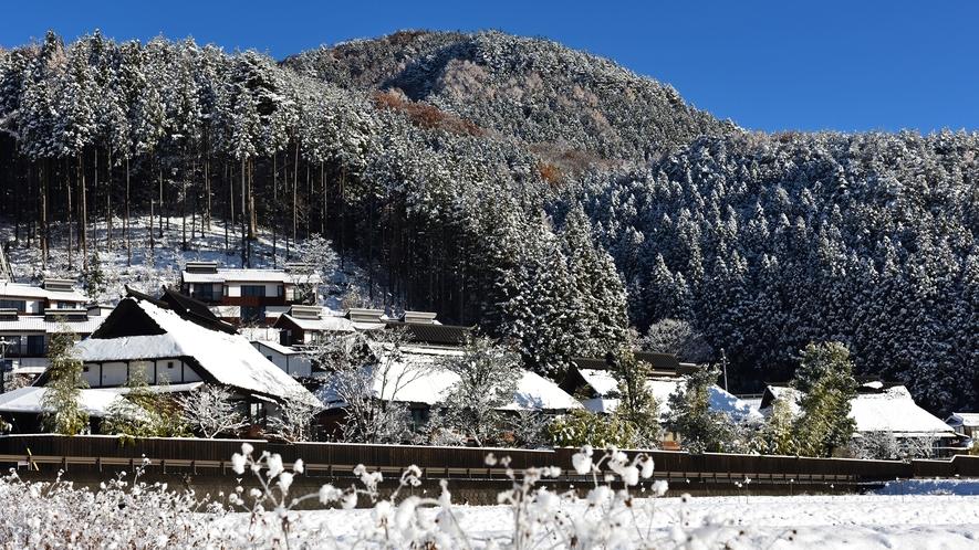 外観「冬景色」
