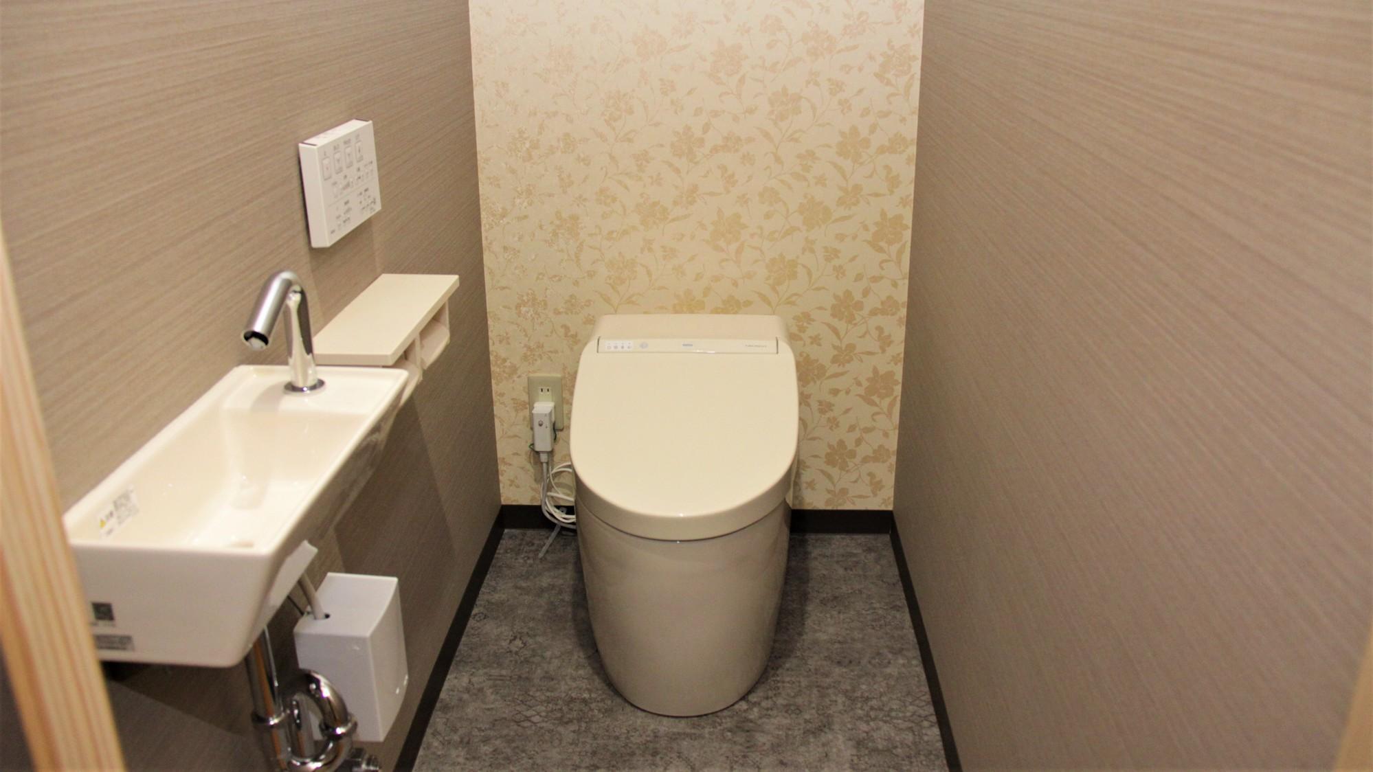 客室内トイレの一例