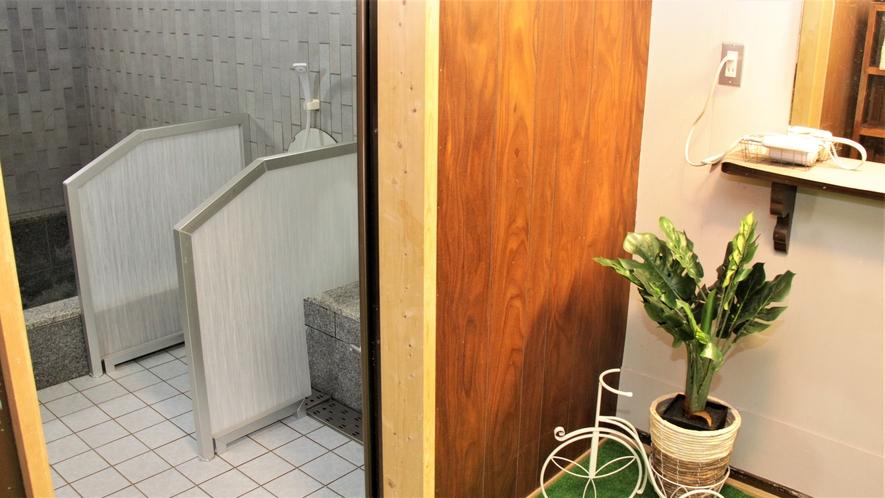 浴室(セパレーター完成)