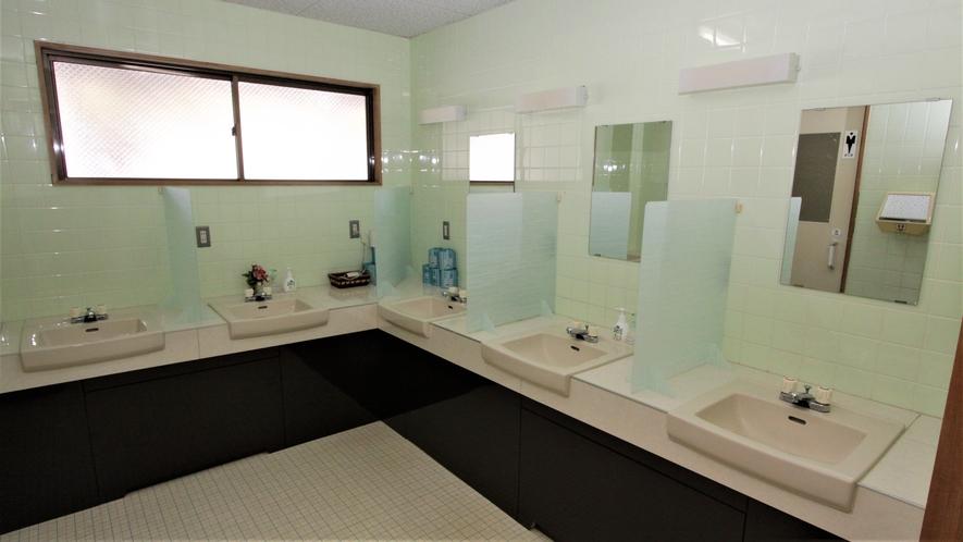 洗面所(共有スペースの一例)