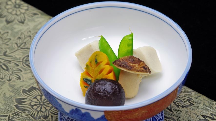 *優しい味付けで素材本来の美味しさを引き出したお料理です ※一例です