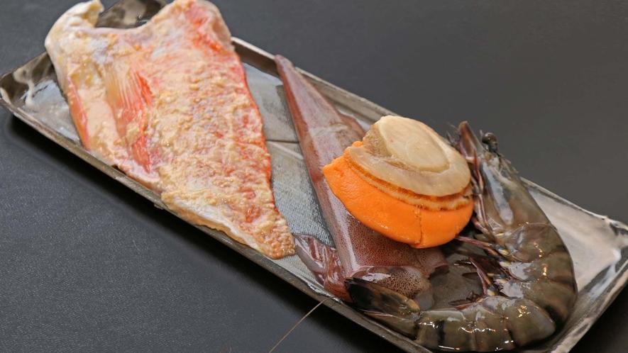 ◆海鮮BBQ◆海鮮1人前☆大好評!BBQ専用施設もござます♪