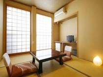 和室6畳の客室