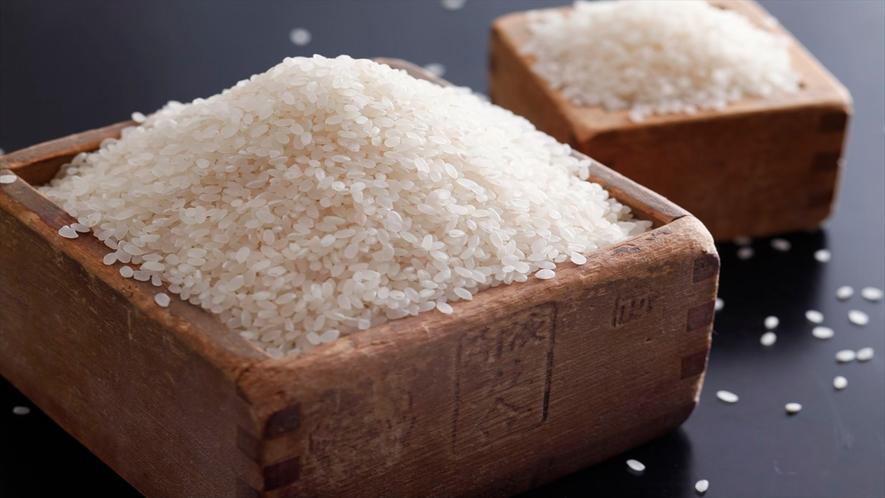 お米は奈良県産「ひのひかり」を使っています