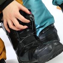 【ホテルにレンタルショップ】ブーツ一例