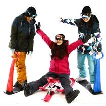 【ホテルにレンタルショップ】スキー・ボード・ウェアなど、取り揃えも豊富!手ぶらでスキーが楽しめます。