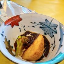 【夕食一例】信州牛ビーフシチュー