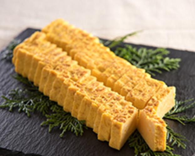 【朝食ビュッフェ例】出汁巻き玉子