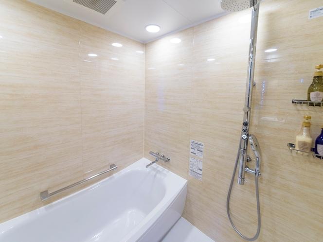 エグゼクティブルームのバスルーム