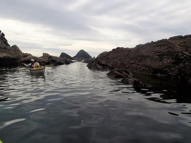 無人島探検