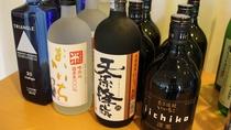*売店/お酒も種類豊富に取り揃えております。