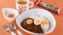 *レストランメニュー【昼】/お子様ラーメン 620円(税込)