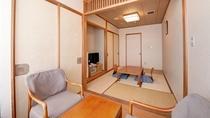 *和室6畳一例/一人旅やカップル、ご夫婦におすすめのお部屋です。