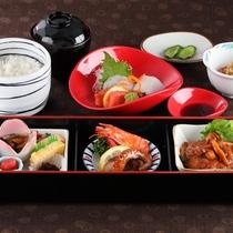 *レストランメニュー【昼】/たら丸定食 1,200円