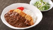 *レストランメニュー【昼】/カツカレー 930円(税込)