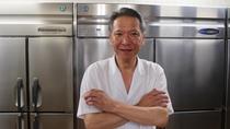 *料理長/お料理は熟練の料理長が丹精こめてご提供致します。