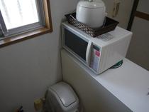 キッチン家電(電子レンジ)