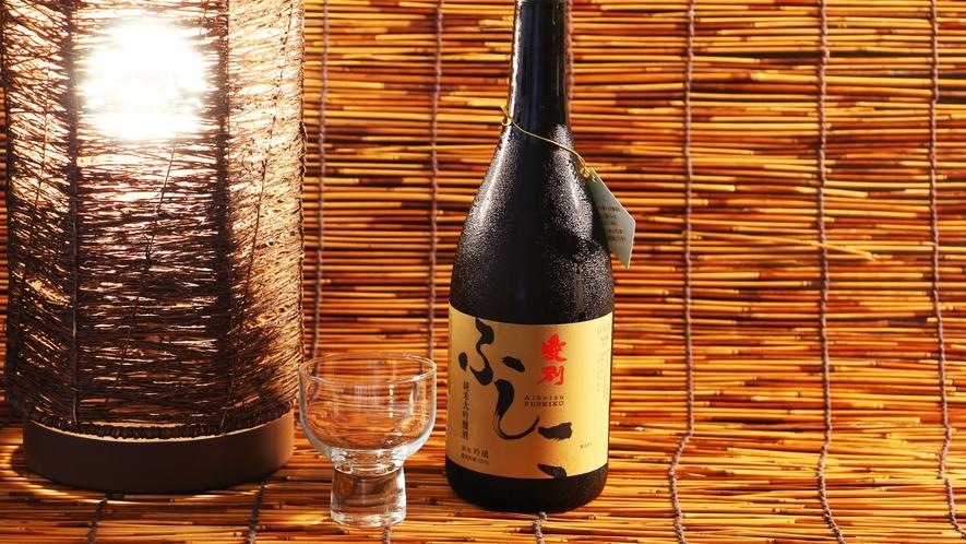 ■飲み物_当館のお料理に合うお酒を取り揃えております。