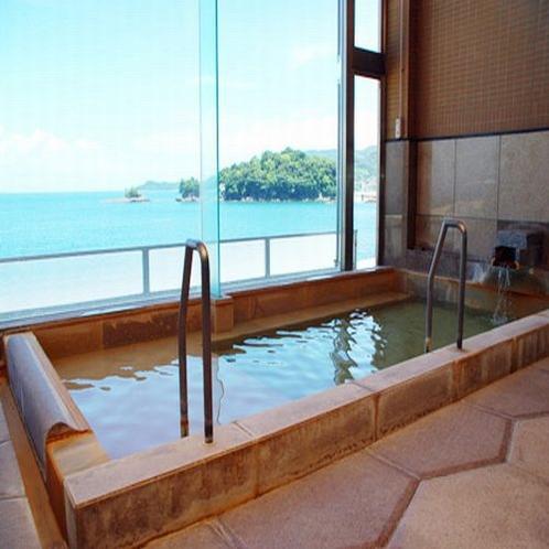 亀寿の湯(展望内風呂)