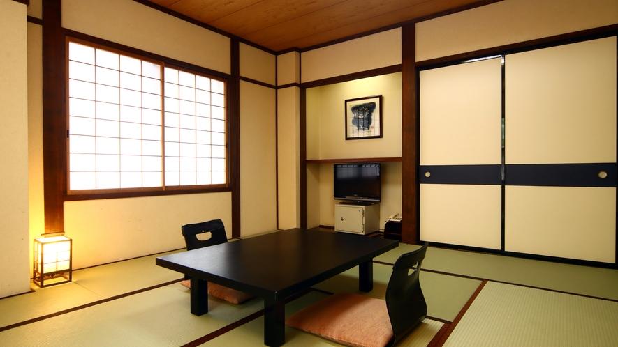 和室12畳BT付◆バス付のお部屋となります