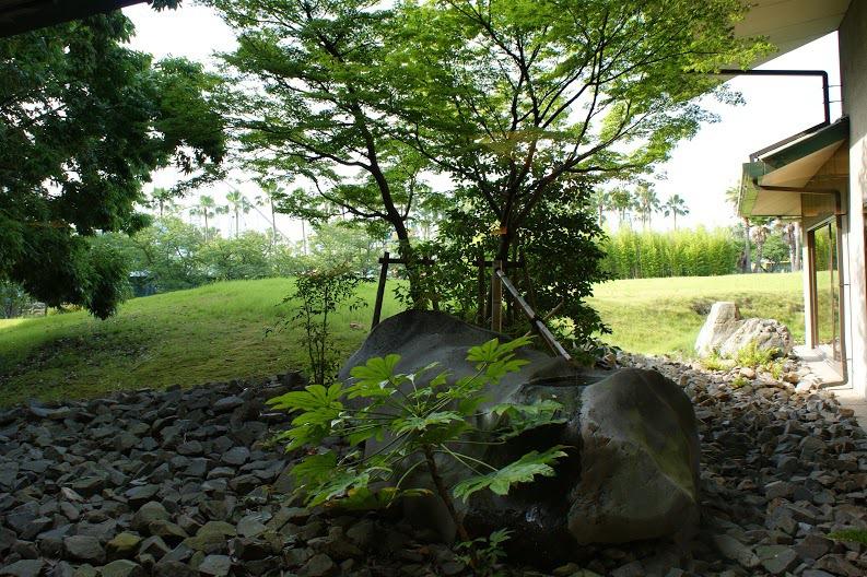 ホテルナガシマ 庭園