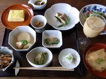 体に優しい和朝食膳