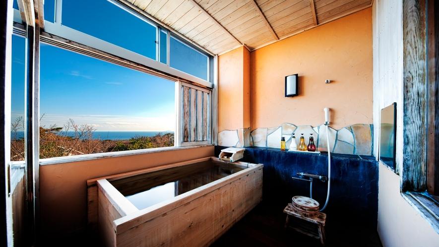 和室八畳間 露天風呂付 禁煙室 天城