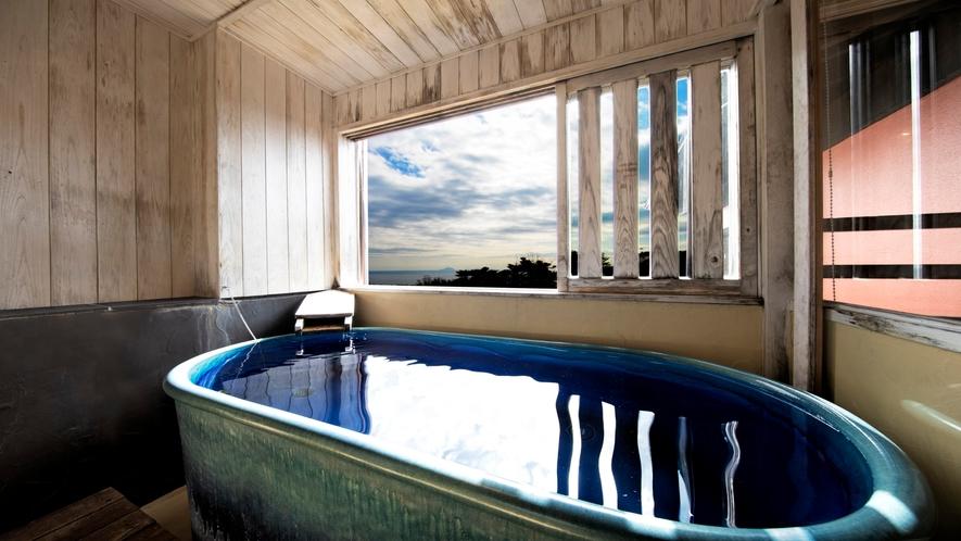 和室八畳間 露天風呂付 喫煙室 小室