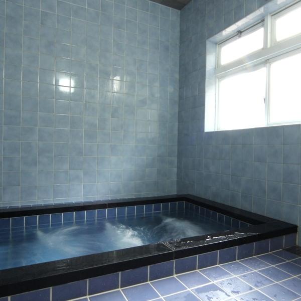 掃除が行き届いているので安心してご入浴ください。