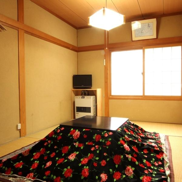 冬のお部屋 和室6畳