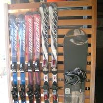 レンタルスキー