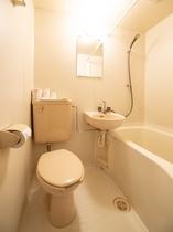 和室1~3名様 バス・トイレ