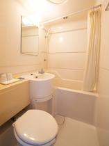 ツインルーム バス・トイレ