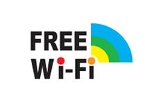無料Wi-Fiインターネット