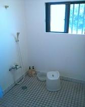 男女別シャワー室