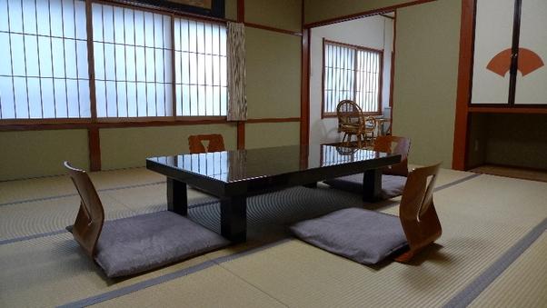 【特別割引!】くつろぎの和室(3〜4名)