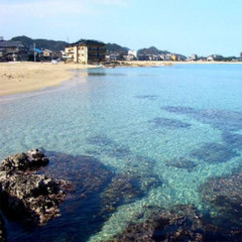 竹野ビーチ