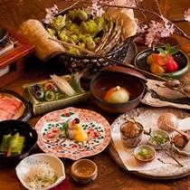 ◆御食事◆夕食一例