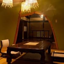 ◆客室◆臥龍