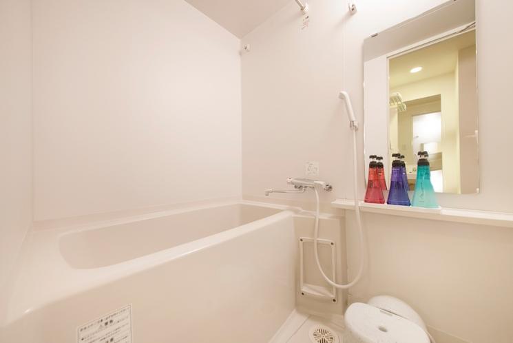 洗い場付バスルーム
