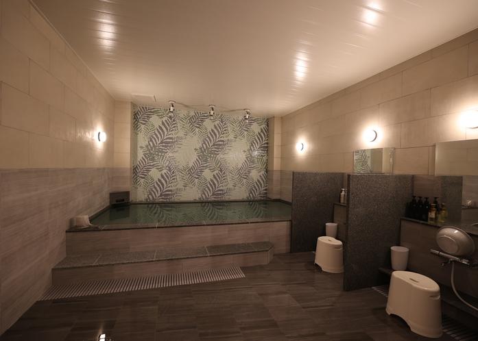 女性専用大浴場1