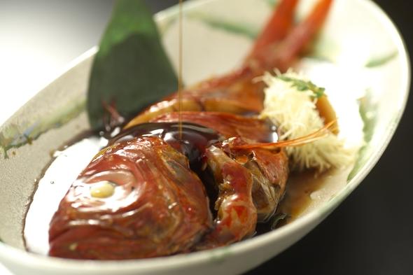 【ワクチン接種者限定】 九十九里産ハマグリをプレゼント!金目鯛の煮付けも1人1匹付いたプランです!