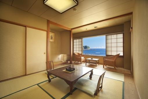 禁煙 海側2階スタンダード和室8畳 Wi-Fi無料