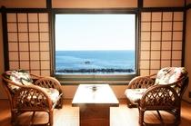 海側スタンダード和室一例