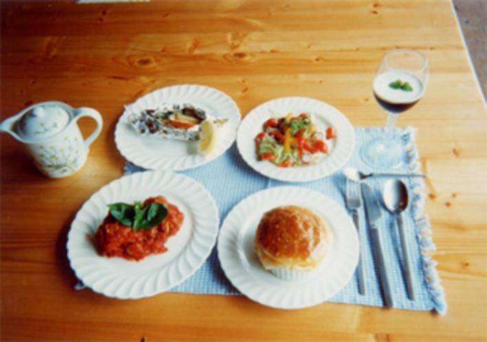 夕食(洋食)1