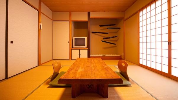 ■内風呂付離れ和室11畳