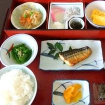 <朝食一例>栄養たっぷりの和朝食