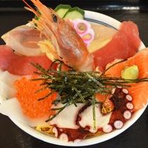 【海鮮ちらし丼】高知の海の幸をご堪能ください♪