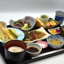 *【夕食例】湯けむり和食御膳